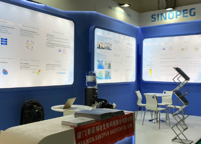 SINOPEG Gained Substantial Achievement in CPhI Worldwide 2019